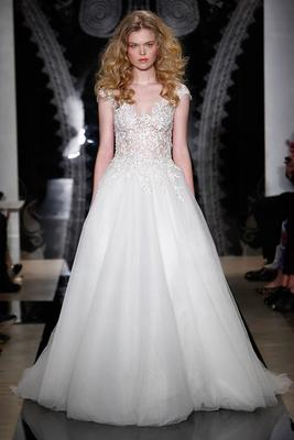 Reem Acra Spring 2014 Bridal Collection   (4)