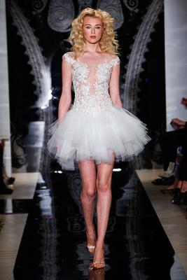 Reem Acra Spring 2014 Bridal Collection   (5)