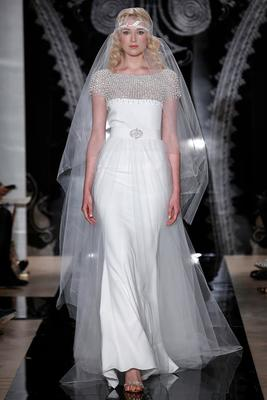 Reem Acra Spring 2014 Bridal Collection   (6)