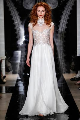 Reem Acra Spring 2014 Bridal Collection   (8)