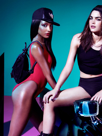 Rihanna for River Island Summer 2013 Campaign