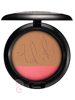 Powder Blush Duo Riri Hearts Mac Collection