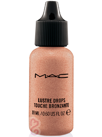 Barbados Girl Lustre Drops Riri Hearts Mac Collection