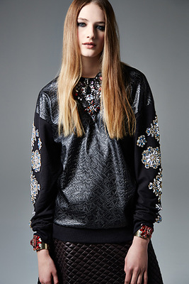 River Island Autunm 2013 Embellished Sweater