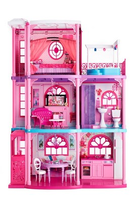 Roksanda Ilincic To Redesign Barbie's Dreamhouse (2)