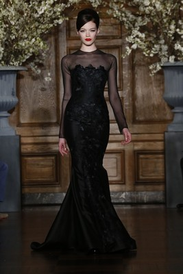Romona Keveza Evening And Bridal Gowns Spring 2014 Collection (6)