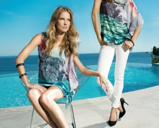 Looking for fab denim pieces for summer? Check out the new offerings from the Salsa spring/summer 2013 collection.