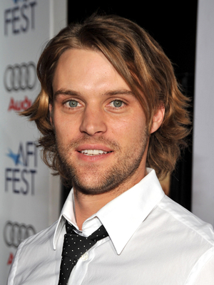 Jesse Spencer Medium Shag Haircut