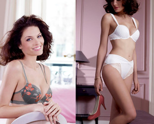 Have a look at the new Simone Pérèle spring/summer 2013 lingerie collection and discover some really stylish and glossy pieces.