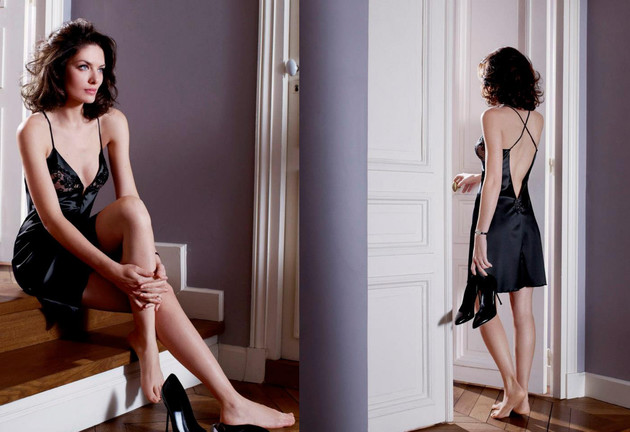 Simone Pérèle Spring Summer 2013 Lingerie Collection (1)
