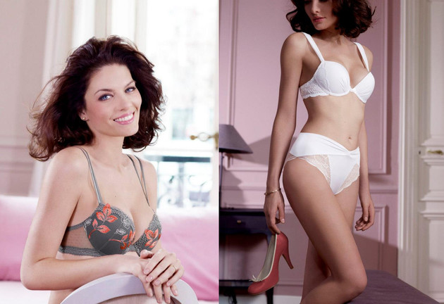 Simone Pérèle Spring Summer 2013 Lingerie Collection (2)