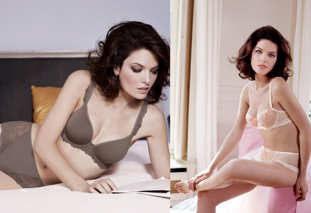 Simone Pérèle Spring Summer 2013 Lingerie Collection (4)
