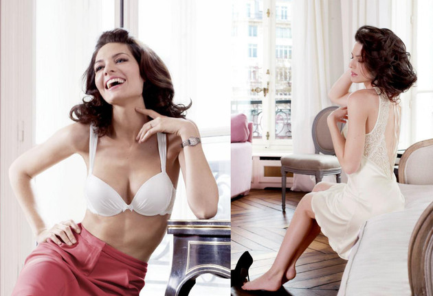 Simone Pérèle Spring Summer 2013 Lingerie Collection (5)