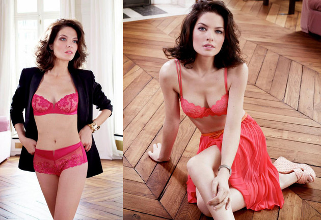 Simone Pérèle Spring/Summer 2013 Lingerie Collection