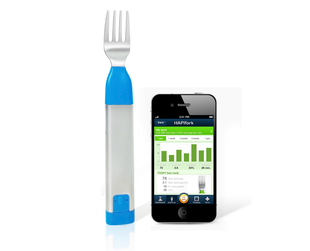A new smart fork can help you prevent weight gain, improve digestion and keep your waistline in check. Find out more.