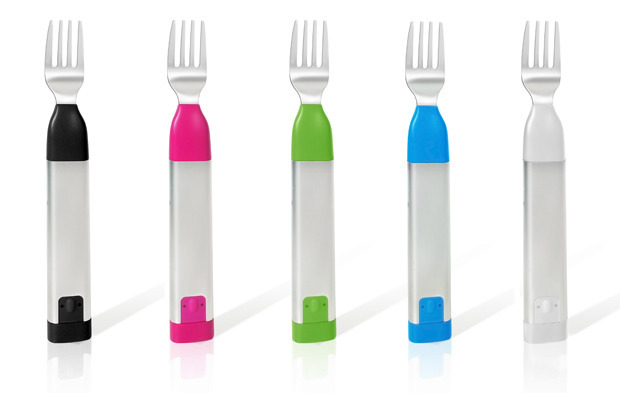 Smart Fork Prevents You From Overeating
