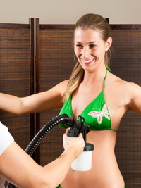 Spray Tanning: Is It Safe?