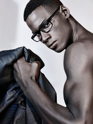 David Agbodji For Calvin Klein