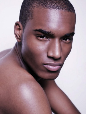 Corey Baptiste Male Model