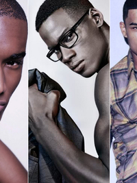 The New Black Male Models