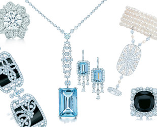 Take a peek at Tiffany's latest collection inspired by The Great Gatsby movie.