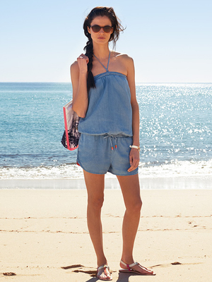 Tommy Hilfiger Chambray Jumper Summer 2013