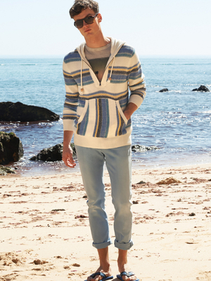 Tommy Hilfiger Mens Baja Jacket Summer 2013