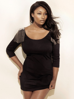 Toccara Jones Plus Size Model