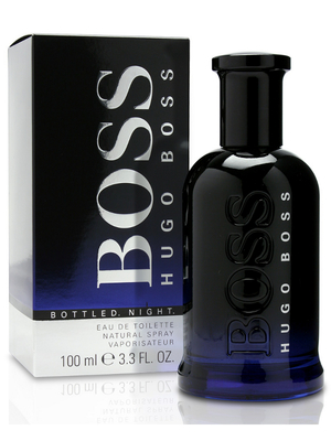 Hugo Boss Bottled Night Mens Fragrance