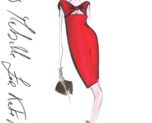 Thirteen famous fashion designers sketched maternity dresses for the expectant Duchess of Cambridge. Have a look!