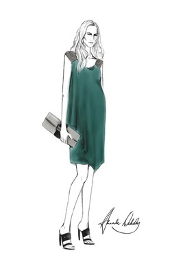 Top Designers Sketch Maternity Dresses For Kate Middleton (4)