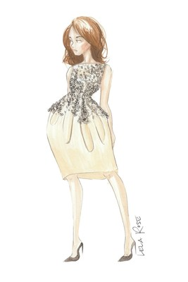Top Designers Sketch Maternity Dresses For Kate Middleton (8)