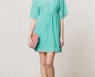 Check out Anthropologie's latest summer 2013 collection done in collaboration with Tracy Reese.