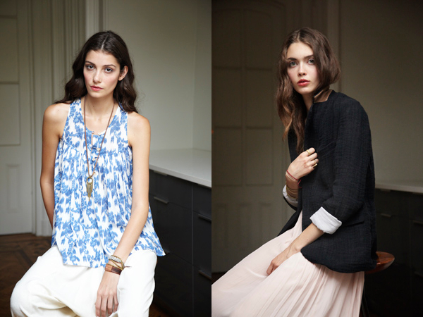 Ulla Johnson Spring 2013 Collection