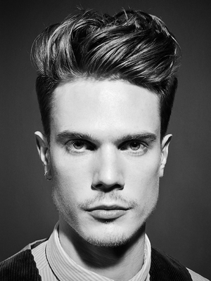Undercut For Men With Long Top