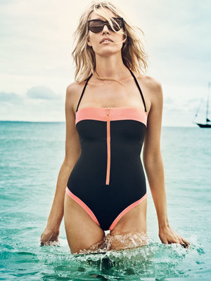 Vero Moda Intimates Lookbook Summer 2013 (13)