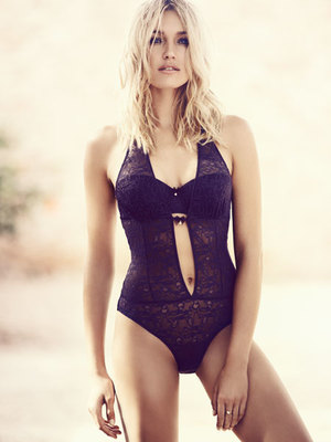 Vero Moda Intimates Lookbook Summer 2013 (5)