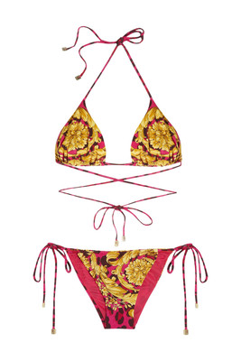 Versace Launches Swimwear Line (2)