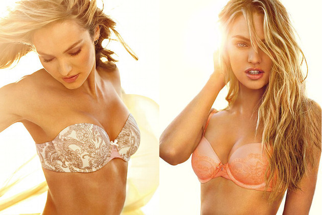 Victoria's Secret Flawless Line Campaign