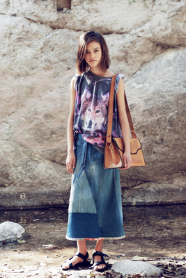 Wildfox Into The Wild Pre Fall 2013 Lookbook (1)