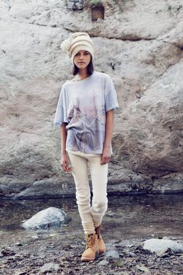 Wildfox Into The Wild Pre Fall 2013 Lookbook (10)
