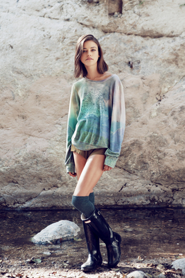 Wildfox Into The Wild Pre Fall 2013 Lookbook (3)