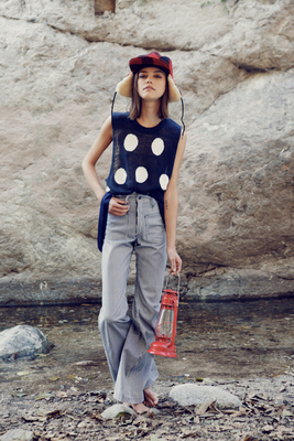 Wildfox Into The Wild Pre Fall 2013 Lookbook (7)