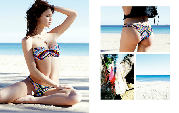 Women's Secret Summer 2013 Swimwear Catalog (8)