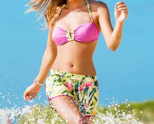 Get ready for the new bikini season with the swimsuits for summer 2013 from Italian label Yamamay.
