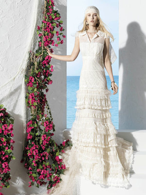 Yolan Cris 'Ibiza!' Bridal Collection (1)