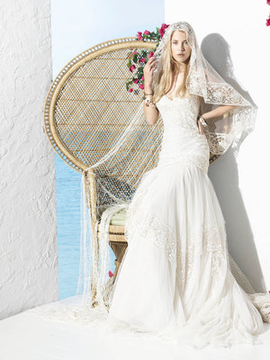 Yolan Cris 'Ibiza!' Bridal Collection (8)