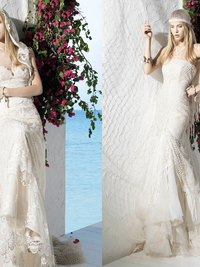YolanCris 'Ibiza!' Bridal Collection