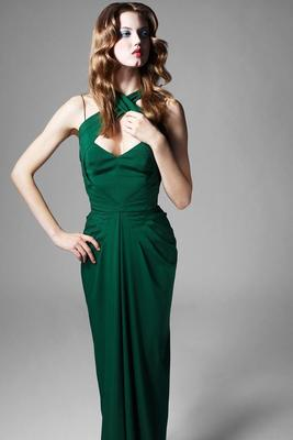 Zac Zac Posen Fall 2013 Collection (13)