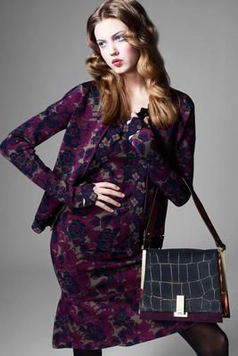 Zac Zac Posen Fall 2013 Collection (4)